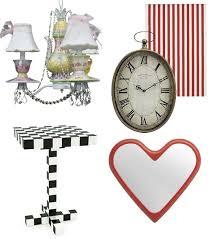 Alice In Wonderland Home Decor Ideas