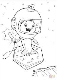 Small Picture Fish Out Of The Water in the cosmos coloring page Free Printable