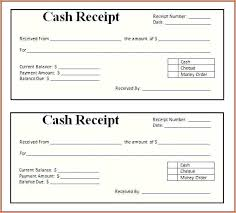 Money Receipt Format Fascinating Restaurant Receipts Itemized Receipt Template Blank Bill Format