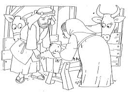 Engel Gabriel Kondigt De Geboorte Van Jezus Aan De Herders Aan