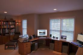 office at home.  Home Home Office  Decor Design Of Designer  Desks Small For Intended At