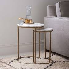 unique round nesting tables small round nesting tables