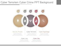 Pptx Themes Pptx Cyber Terrorism Cyber Crime Ppt Background Powerpoint