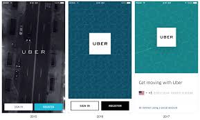 Uber Design Unifying Mobile Onboarding Experiences At Uber