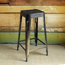 pressed metal furniture. A Number Of Pressed Metal Bar Stools In The \u0027Tolix\u0027 Style Furniture E