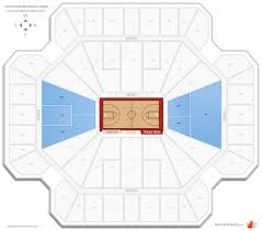 United Supermarkets Arena Texas Tech Seating Guide