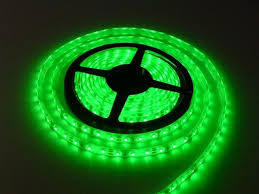 Green Led Light Strips Custom LED Light Strip Lamp Green Waterproof Strip Indoor Outdoor LED Strip