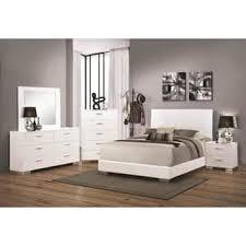 Delightful Oliver U0026 James Nash 6 Piece White Bedroom Set