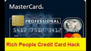 rich people leaked credit card numbers you