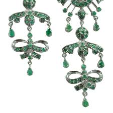 full size of living endearing emerald chandelier earrings 6 magnificent 10 selissa licious lighting s