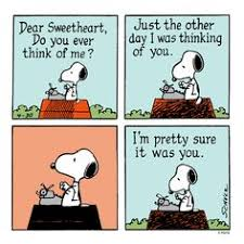 Today's Comic Strip on Pinterest | Snoopy, Snoopy And Woodstock ... via Relatably.com