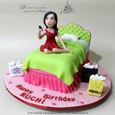 Stunning Customized Cakes With Handcrafted Edible Figurines By D