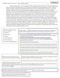 paragraph exercise