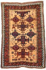 it was first published as baluch area plate 13 19 from opie james tribal rugs it was again published in oriental rug review the qarai rugs