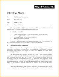 legal memorandum sample expense report legal interoffice memo samples