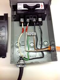 hard wiring the reverse osmosis system lww technology blog breaker box wiring neutral or ground at Service Box Wiring