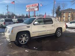 Used 2008 Cadillac Escalade EXT For Sale - Carsforsale.com®