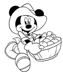 Small Picture Mickey Mouse Coloring Pages All Coloring Page Coloring Coloring