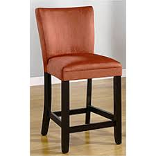 burnt orange bar stools. contemporary bar enjoyable inspiration burnt orange bar stools empire terracotta microfiber  counter set of 2 and