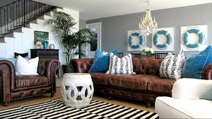 Decorations: Awesome Home Imterior With Nautical Interior Design  Inspiration - Modern Nautical Interior Design
