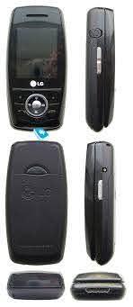 Review GSM phones LG S5000 ...