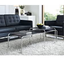 blox modern nesting coffee table