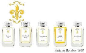 New (?) Italian line, <b>Parfums Bombay 1950</b>, anyone tried them?