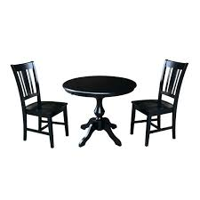 36 round dining table 1800756 inch wide with extension
