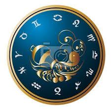 Obraz Vodnář Zvěrokruh Vektor Signtattoo Designu