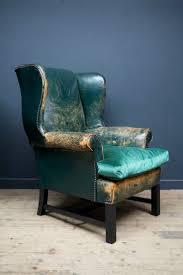 besten 17 ideen zu leather wingback chair auf green leather wingback chairs