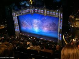 Prince Of Wales Theater Toronto Seating Chart Princess Of Wales Theatre Dress Circle View From Seat Best