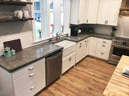 polished concrete countertops seattle wa