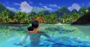 Los Sims 4 Vida Isleña ya está en consola