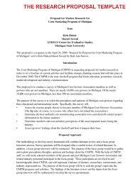 Apa Research Proposal Sample Apa Research Proposal Template Template For Writing A Research