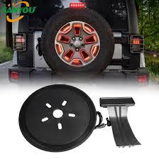 Wheel Light Kit Sanyou 12v Led Spare Tire Jeep Wheel Brake Light Tail Light