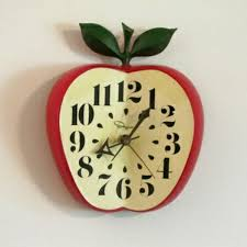 Small Picture kitchen wall clocks ball design round full image for trendy