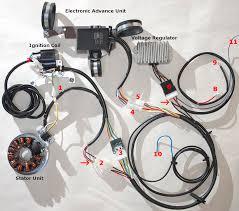 powerdynamo component wiring layout