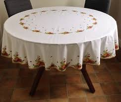 vintage royal albert old country roses round tablecloth 66 168cm diameter