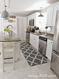 lovable gray kitchen rugs 25 best ideas about kitchen rug on kitchen runner
