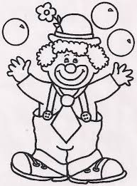 Kleurplaten Clowntje Bumba Mandala Kleurplaat Voor Kinderen