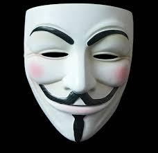 Decorative Face Masks High Quality Half A Face Full Face Masks Male V Vendetta Mask 4
