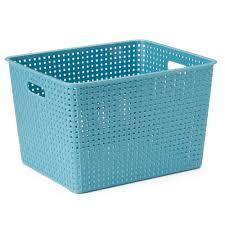 plastic storage bins. sonoma goods for life™ plastic storage bin bins