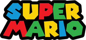 SUPER MARIO Logo Vector (.EPS) Free Download