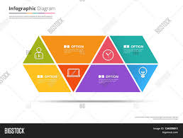 Diagram Template Vector Photo Free Trial Bigstock