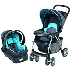 key points of an infant car seat stroller combo