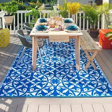 white outdoor rug rs 1350