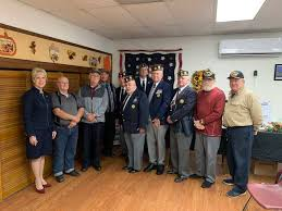 Veterans honored at Falls Active Adult Center | The Sunday Dispatch