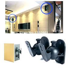 speaker shelves wall mount doss speaker brackets wall mount speaker shelves wall mount surround sound speaker