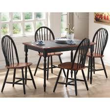 Dining Room : Trestle Dining Room Table Sets Of Brown Varnished ...