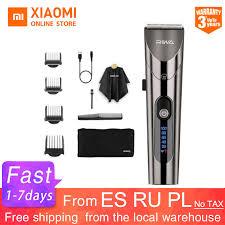 <b>2020 New Xiaomi RIWA</b> Electric Hair Clipper Trimmer Professional ...